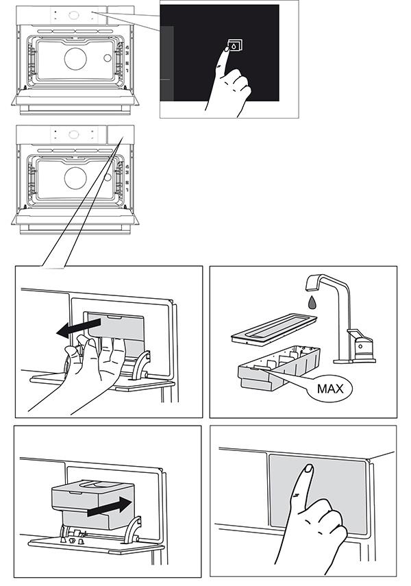 Cs4574m Steam Oven